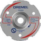 Dremel karbid szemcsés vágótárcsa DSM600