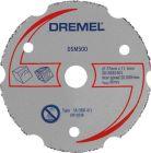 Dremel többfunkciós karbidszemcsés vágótárcsa 1db DSM500