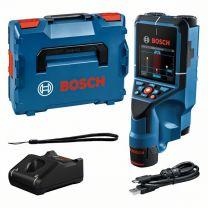 D-tect 200 C akkus falszkenner + koffer Bosch