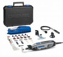 Dremel 4300-3/45 EZ Multifunkciós gép (45+3 részes készlet)