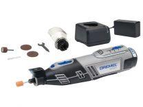 Dremel 8220-1/5 Akkumulátoros multifunkciós gép (5+1 részes készlet)