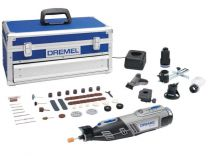 Dremel 8220-2/65 Akkumulátoros multifunkciós szerszám (65+2 részes készlet)