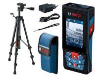 GLM 120C + BS 150 Lézeres távolságmérő + állvány Bosch