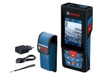 GLM 120 C Lézeres távolságmérő Bosch