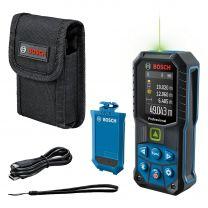 GLM 50-27 CG Lézeres távolságmérő + Li-Ion adapter Bosch