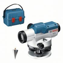 GOL 26 D Optikai szintező + koffer Bosch