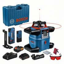 GRL 600 CHV Forgólézer + LR 60 + RC 6 +WM 6 Bosch
