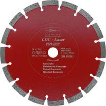 Gyémánt vágótárcsa 230mm (vasalt betonhoz) Dongah LDC-230