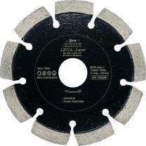 Gyémánt vágótárcsa 115mm (abrazív) Dongah LDCA-115