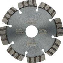 Dongah LTBC-115 gyémánt vágótárcsa 115mm (vasalt betonhoz, turbo)