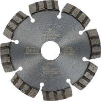 Dongah LTBC-125 gyémánt vágótárcsa 125mm (vasalt betonhoz, turbo)