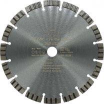Dongah LTBC-230 gyémánt vágótárcsa 230mm (vasalt betonhoz, turbo)