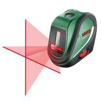 UniversalLevel 2 Keresztvonalas szintezőlézer Bosch