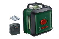 UniversalLevel 360 Zöld keresztvonalas szintezőlézer Bosch